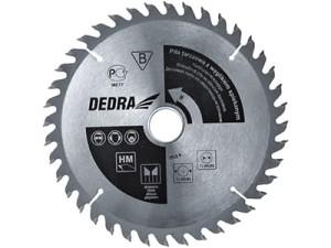 Dedra H18024 180mm carbide circular saw for wood at Wasserman.eu
