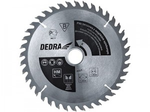 Dedra H15024 150mm carbide circular saw for wood at Wasserman.eu
