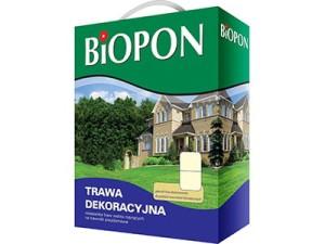 Decorative grass seeds Biopon 1kg 40m2 at Wasserman.eu