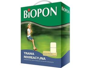 Recreational grass Biopon seeds 0.5kg 20m2 at Wasserman.eu