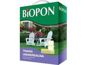 Universal grass seeds Biopon 0.5kg 20m2 at Wasserman.eu