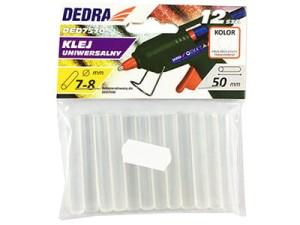 Klej na gorąco w laskach 12 sztuk 8mm Dedra DED7570 w sklepie Wasserman.eu