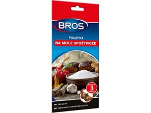 Bros pheromone trap for food moths at Wasserman.eu