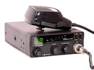 RADIO CB ALAN 109 Best price / quality ratio at Wasserman.eu