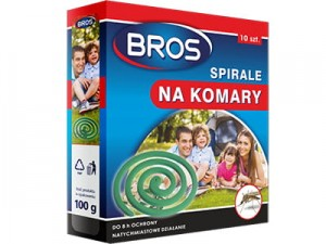 Bros mosquito coils 10 pieces at Wasserman.eu