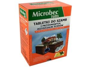 Tabletki do szamb Microbec Ultra Tabs cytryna 16x20g w sklepie Wasserman.eu