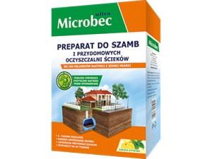 Preparat do szamb Microbec Ultra cytrynowy 18x25g w sklepie Wasserman.eu