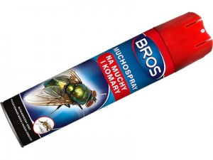 Aerosol for flies and mosquitoes. Bros Muchospray 400ml at Wasserman.eu