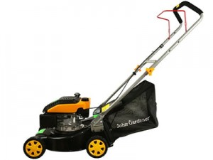 3.5HP petrol lawn mower John Gardener G83050 at Wasserman.eu