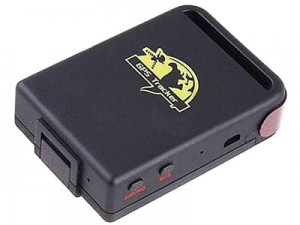 GPS GSM Tracker TK102 locator at Wasserman.eu