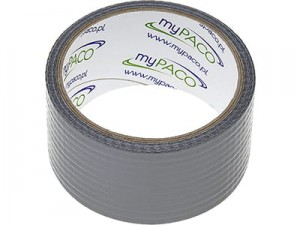 Duct Silver adhesive tape 48 / 10m 2873 waterproof at Wasserman.eu