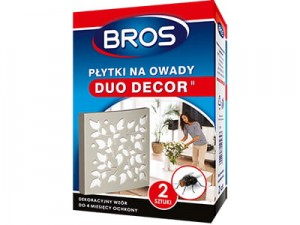 BROS Duo-Decor insect tiles 2 pcs. at Wasserman.eu