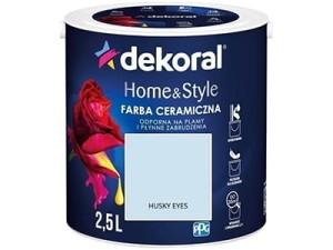 Farba ceramiczna Dekoral Home&Style 2,5l HUSKY EYES w sklepie Wasserman.eu