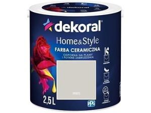 Farba ceramiczna Dekoral Home&Style 2,5l IRBIS w sklepie Wasserman.eu