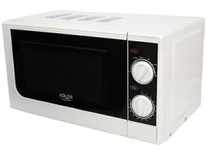 20 L microwave oven Adler AD 6203 at Wasserman.eu