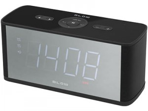 Bluetooth speaker Blow BT410 FM microSD CLOCK at Wasserman.eu
