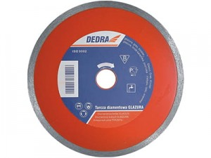 125mm diamond blade for Dedra H1122 tiles at Wasserman.eu