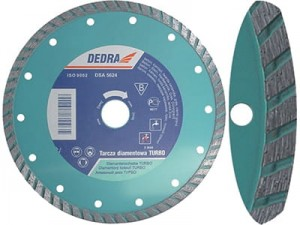180mm Dedra H1103 Turbo diamond blade at Wasserman.eu