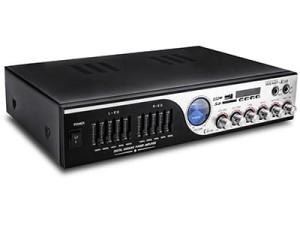 Wzmacniacz VK 100 230/12V 4x55W Bluetooth USB SD w sklepie Wasserman.eu