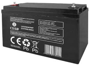 Akumulator żelowy 12V 100Ah w sklepie Wasserman.eu