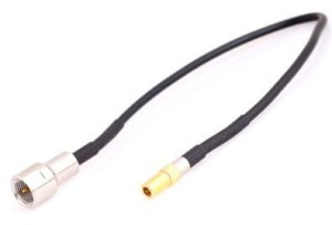 Antenna connector for Huawei E800 / E870 modems at Wasserman.eu