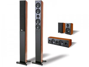 5.0 Ferguson Dream Tower home cinema speakers at Wasserman.eu
