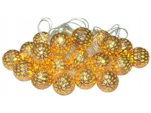 Lampki LED bombki choinkowe E18B w sklepie Wasserman.eu