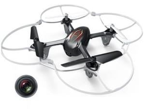 Dron Syma X11C z kamerą HD 2MP czarny w sklepie Wasserman.eu