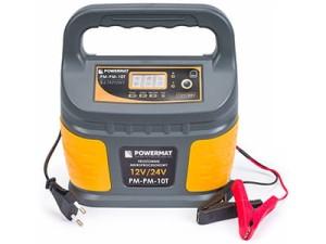 12 / 24V PM-PM-10T battery microprocessor rectifier at Wasserman.eu