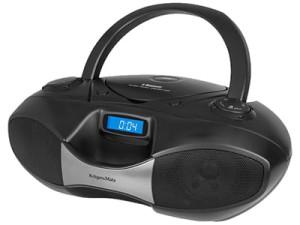 Boombox with CD, SD, USB, Bluetooth Kruger & Matz KM3903 at Wasserman.eu