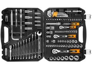 Klucze nasadowe 126 el. Neo Tools 08-667 w sklepie Wasserman.eu