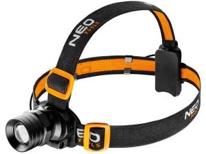 Latarka czołowa 250lm! Neo Tools 99-201 w sklepie Wasserman.eu