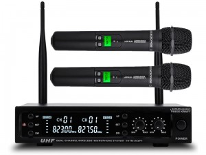 Professional VK TM-U02PT wireless microphones at Wasserman.eu