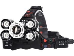 Headlamp L76C 5X led CREE at Wasserman.eu