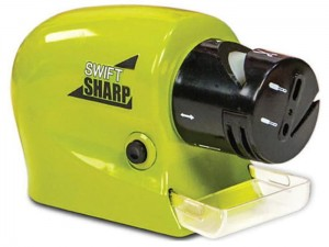 Electric knife sharpener, whetstone Q5A1 at Wasserman.eu