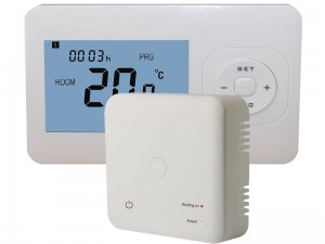 Termostat systemów grzewczych Comfort WT-02 bezprzewodowy w sklepie Wasserman.eu