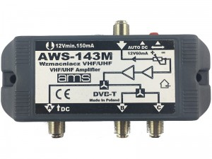 AWS-143M internal antenna amplifier at Wasserman.eu