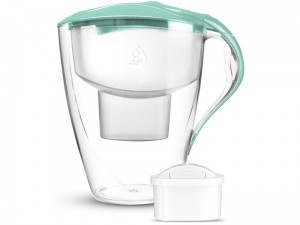 Dafi Omega mint filter jug at Wasserman.eu