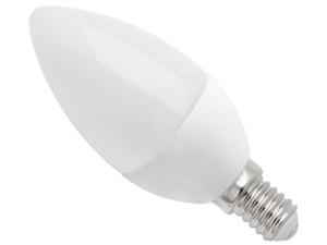 Żarówka LED 6W E-14 WOJ13027 świeczka w sklepie Wasserman.eu