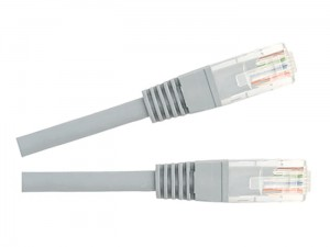 Patchcord cable UTP 8c plug-and-plug 0.5m Blow 2721 at Wasserman.eu