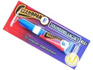 Cyjanopan E adhesive tube 2g 15 seconds at Wasserman.eu