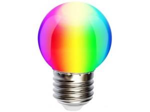 Garland bulb E27 1W RGB multicolor WOJ13105 at Wasserman.eu