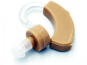 Small hearing amplifier. MT3596 hearing aid at Wasserman.eu