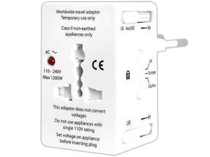 Universal socket adapter AC connector ZLA0576LX at Wasserman.eu