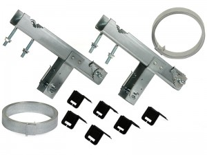 Chimney clamp OK-43T13 ratchet system at Wasserman.eu
