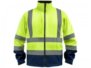 Dedra Reflective Softshell Jacket BH80KS3-L at Wasserman.eu