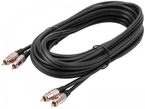 5m 2 RCA-2 RCA cable + VK 40325 control cable at Wasserman.eu