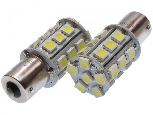 Car LED bulbs 12V BA15s 24XSMD at Wasserman.eu