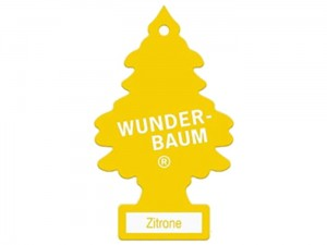 Freshener. Wunder-Baum Lemon Christmas tree at Wasserman.eu