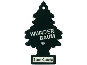 Freshener. Wunder-Baum Black Classic Christmas tree at Wasserman.eu